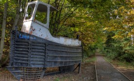 The Second Life Of A Rusty Tugboat