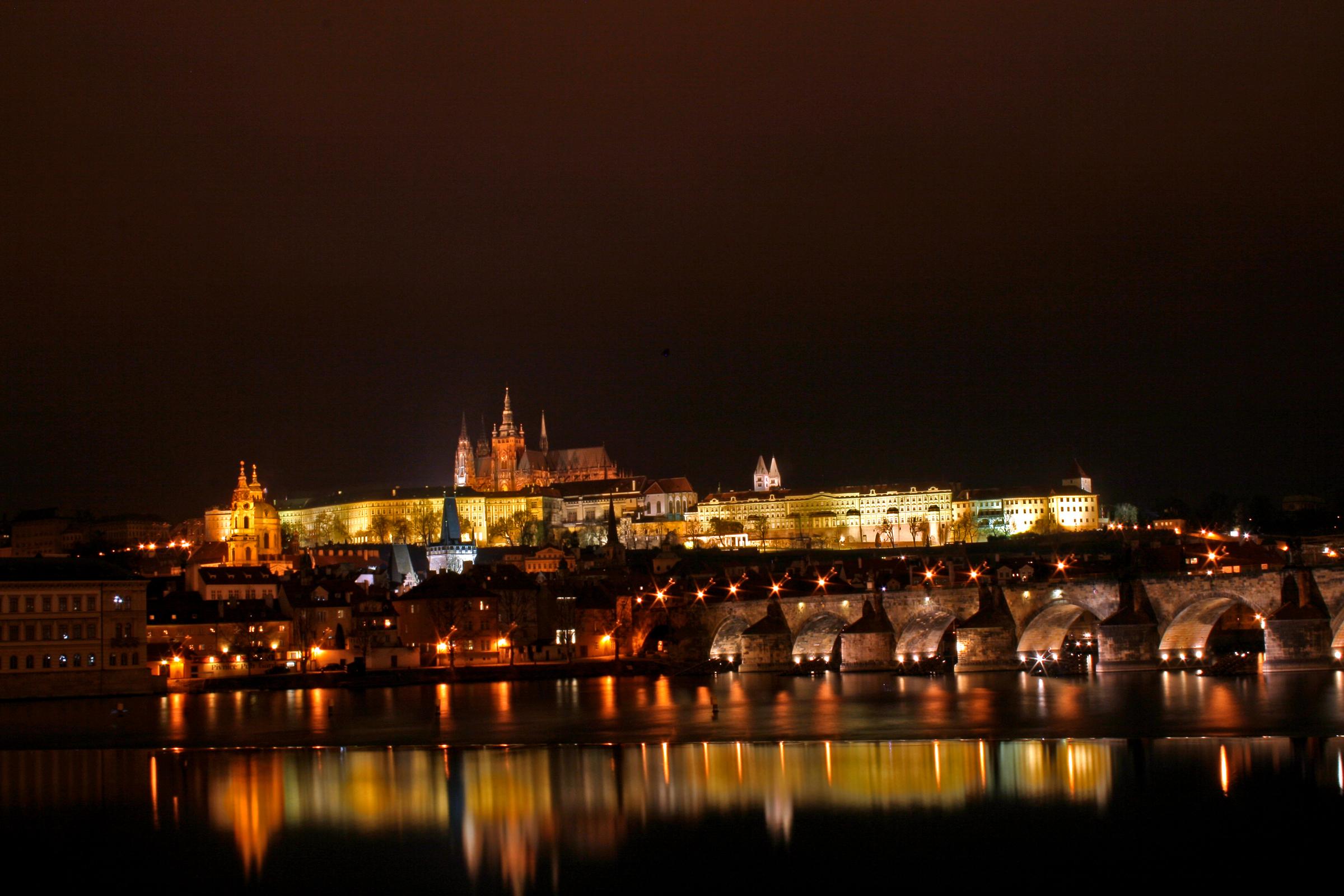 The seductive beauty of prague life as a human for Prague beauty