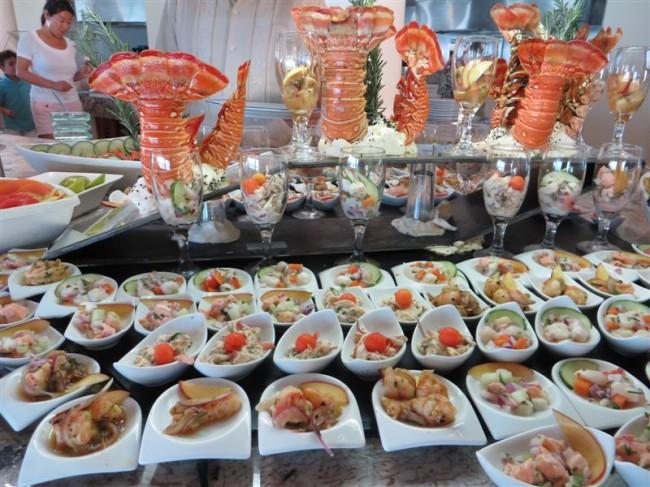 Tasty Buffet Choices