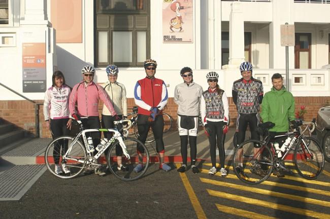 Riding for Rangas team