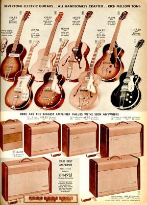 Sears & Roebuck (Silvertone brand)