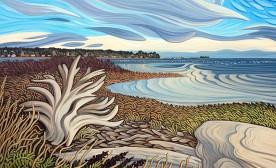 A Passionate West Coast Landscape Artist