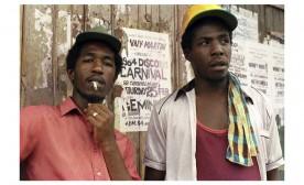 Dancehall Reggae Music Scene