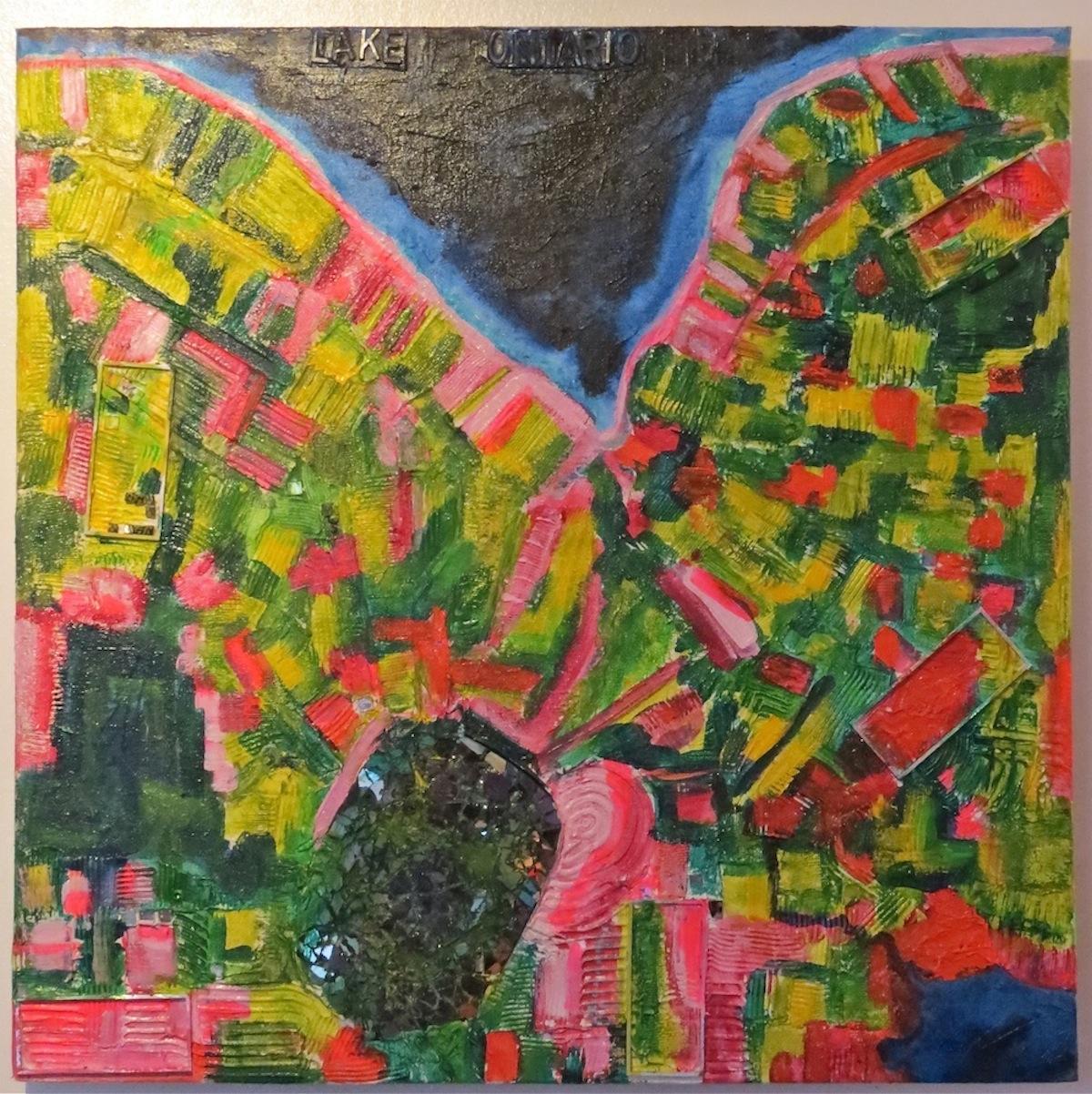 Planting Suburbs © Lauren McKinley Renzetti