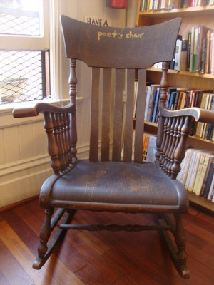 The Poet's Chair