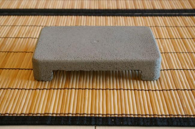 First concrete pedestal attempt