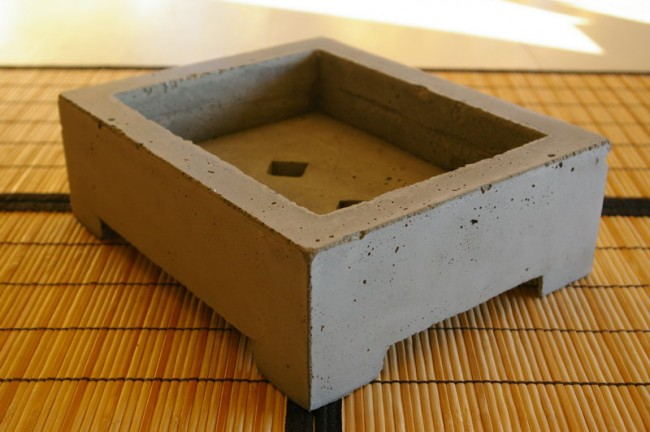 First Bonsai pot attempt