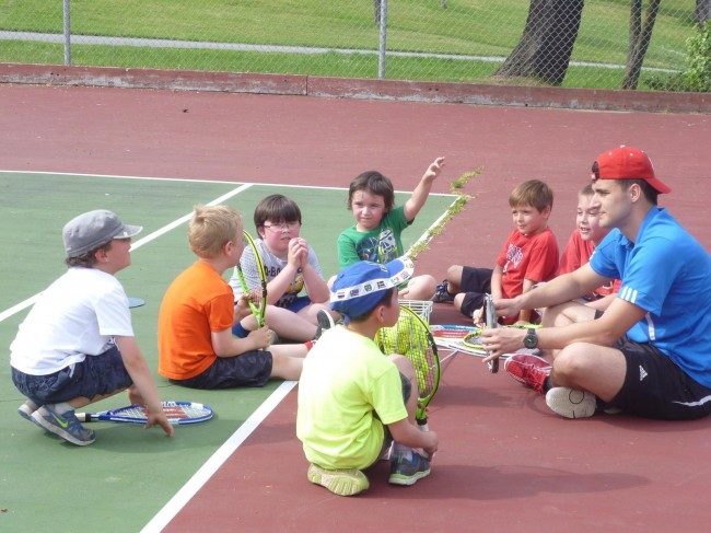Society for Kids at Tennis  KATS #1