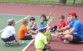 "Making A Difference: Sy Silverberg – Society for Kids at Tennis  ""KATS"""