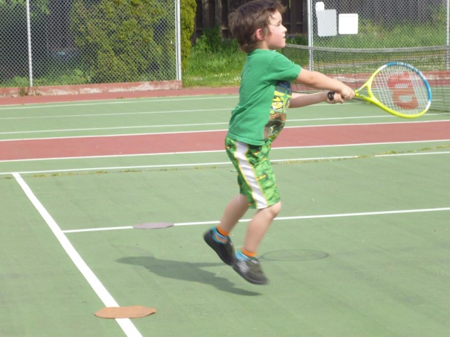 Society for Kids at Tennis  KATS #2