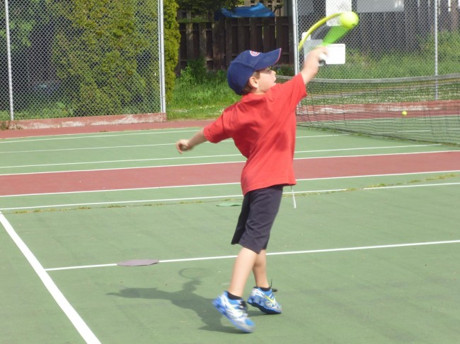 Society for Kids at Tennis  KATS #4