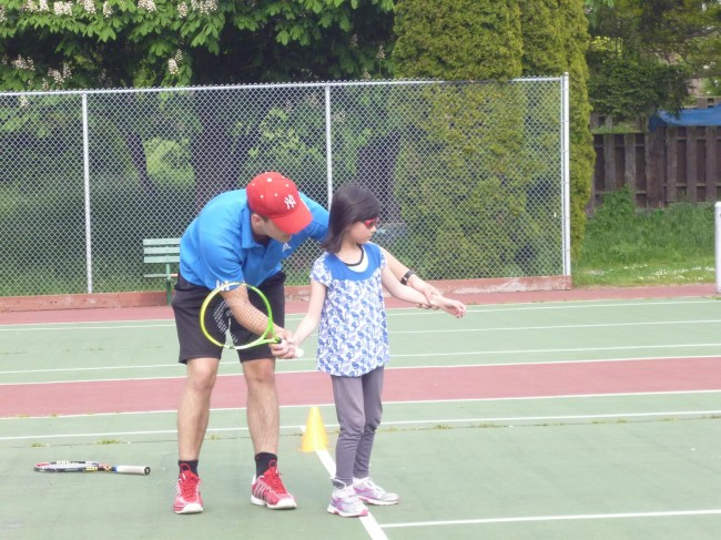 Society for Kids at Tennis  KATS #6