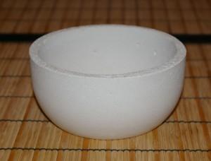 White concrete pot - Second Round Pot Attempt