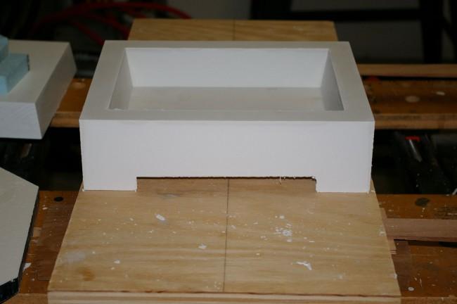 Concrete Bonsai Pot 7