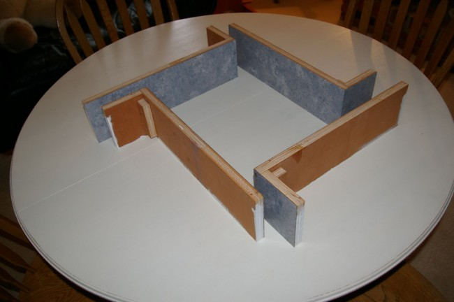 Concrete Configurable Mold