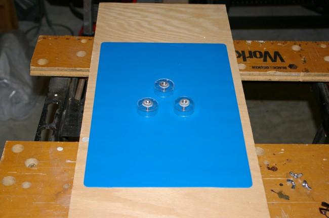 Concrete Tea Light Mold 2