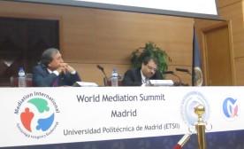 Worldwide Mediation Summit – Madrid, Spain