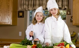 Mini Cooks –The Under 3's Learn Future Skills