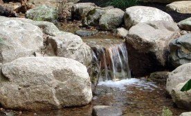 Outdoor Water Features Create a Soothing Environment