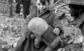 Abandoned Boy London 1945