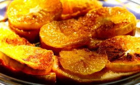 Tomorrow, We'll Have Orange Sandwiches!