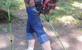 Nordic Pole Walking Technique