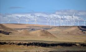 Shepherds Flat Wind Farm, Oregon, USA