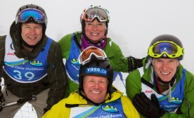 Making a Difference: Anne Bethune – Vancouver Adaptive Snow Sports