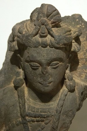 Bodhisattva - Gandhara Art