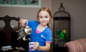 Small Business Exacts Toll on Small Children