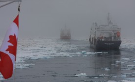 2014 Victoria Strait Expedition: Finding Franklin's HMS Erebus – Part 1
