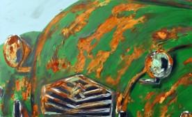 Fortschritt (Progression) of Rusty Cars