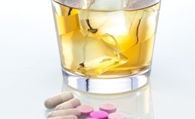 Harmful Combinations: Mixing Alcohol with Prescription Drugs