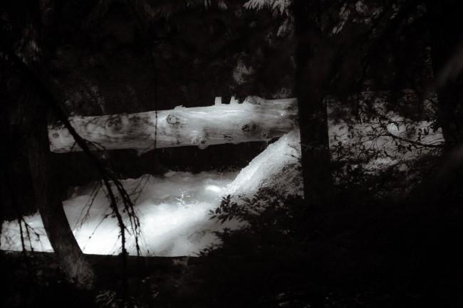 Running downstream
