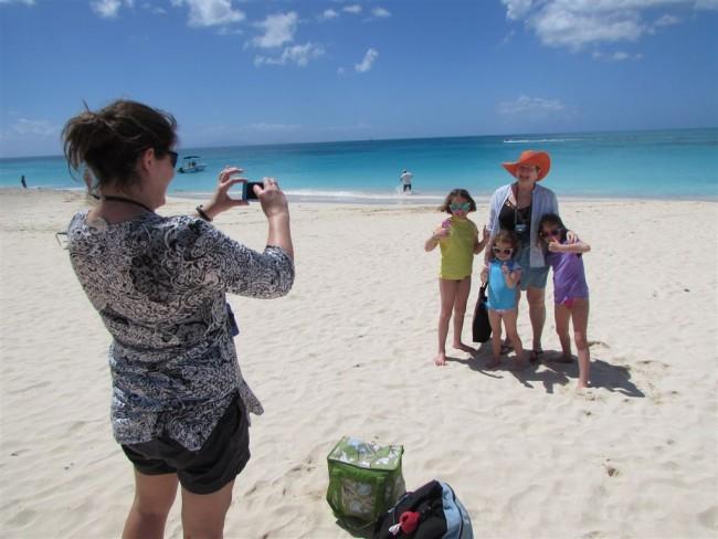Perfect Antigua Beach