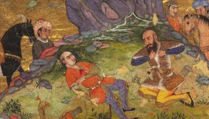 Rustom mourns Sorab