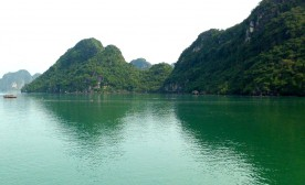 Halong Bay, Vietnam: Two Days and a Night