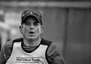 Finishing Napa Marathon 2009