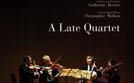 "Harmony Lost and Restored: A Review of ""A Late Quartet"""