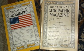 Why I Save Old National Geographic Magazines