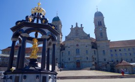 Einsiedeln Abbey Church: Baroque Survivor of the Reformation