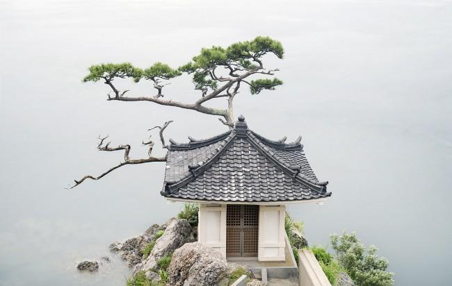 Sennin-Do, Himeshima, Kyushu, Japan