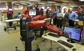Will Rethink Robotics Bring Jobs Back Home?