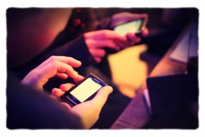 Texting and dating going hand-in-hand