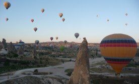 Cappadocia: A Moonscape Viewed From Above