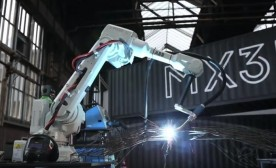 Robots To 'Print' A Steel Bridge In Amsterdam