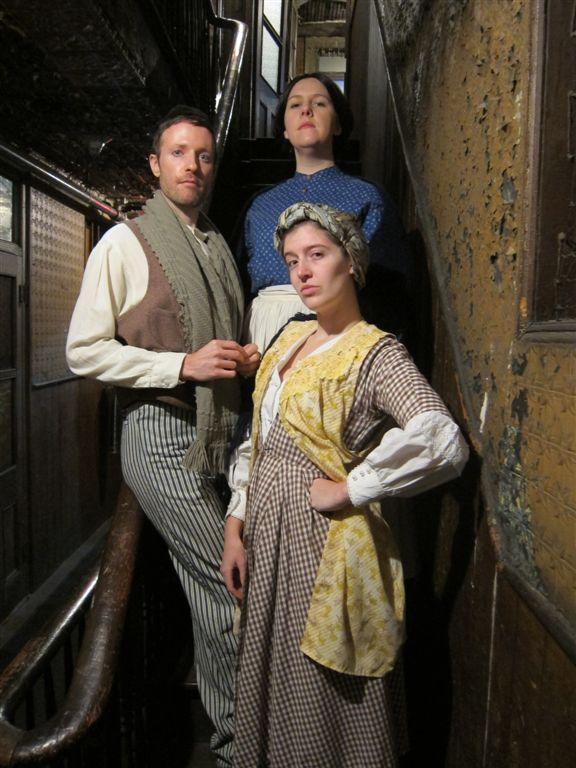 Tenement Museum Actors