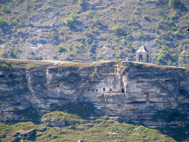 Cave churches at Old Orhei