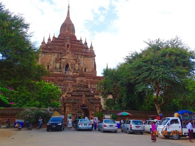 The Sulamani – a major temple in good condition