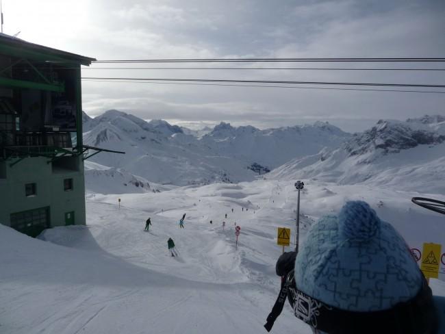 White Ring - great views!